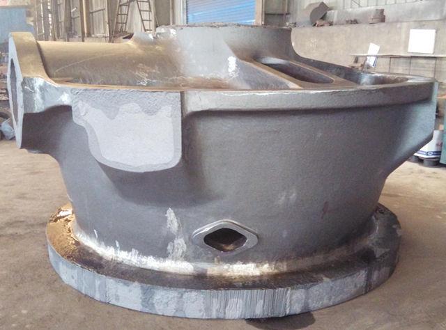 Cone Crusher Lower Shell