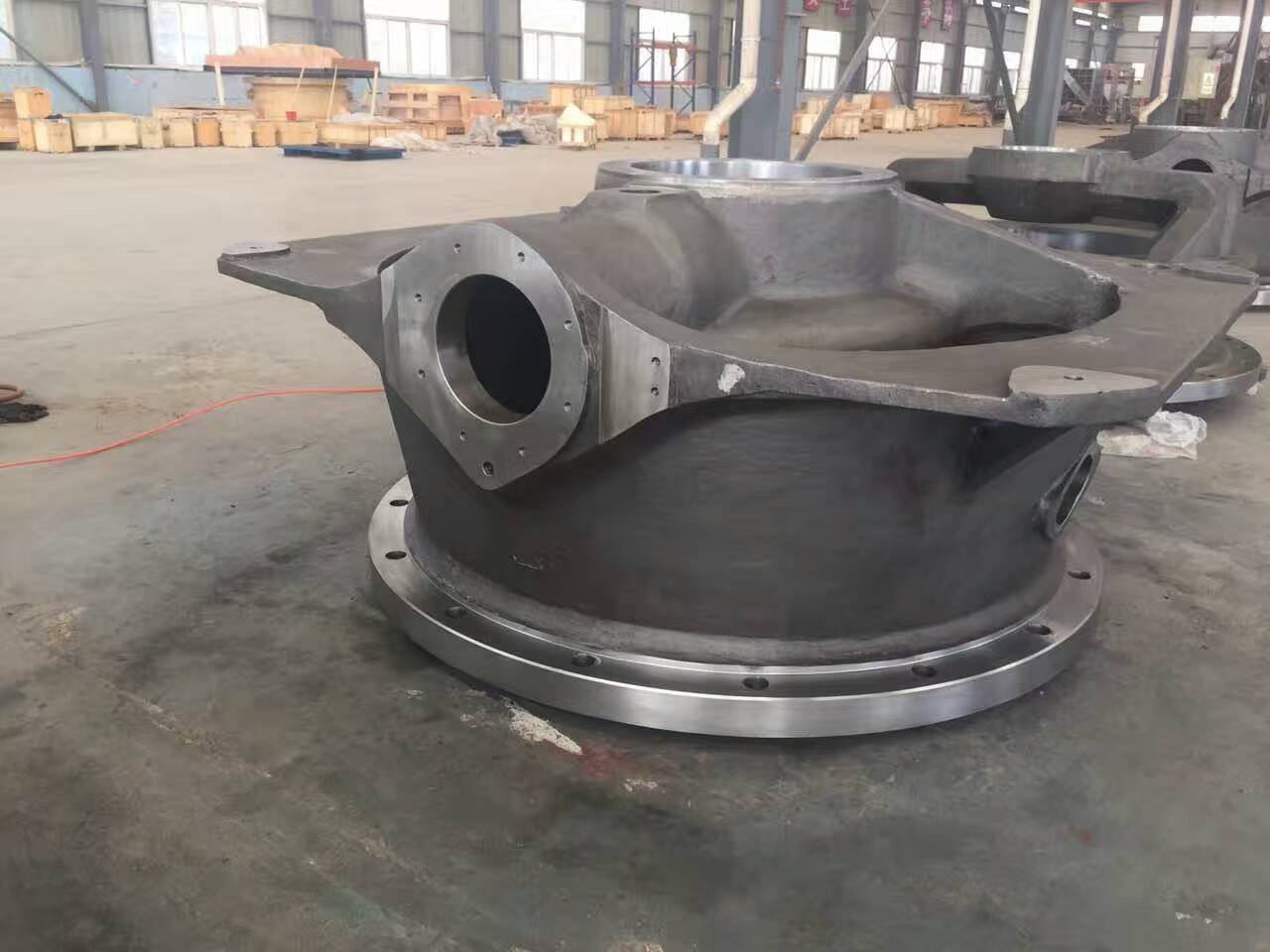Cone Crusher Main Frame