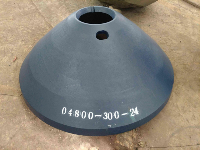 Crusher Wear Parts For Jaw, Cone, Impact, VSI, and Gyratory Crusher