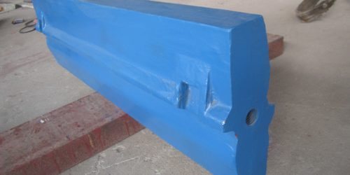Impact Crusher Wear Parts