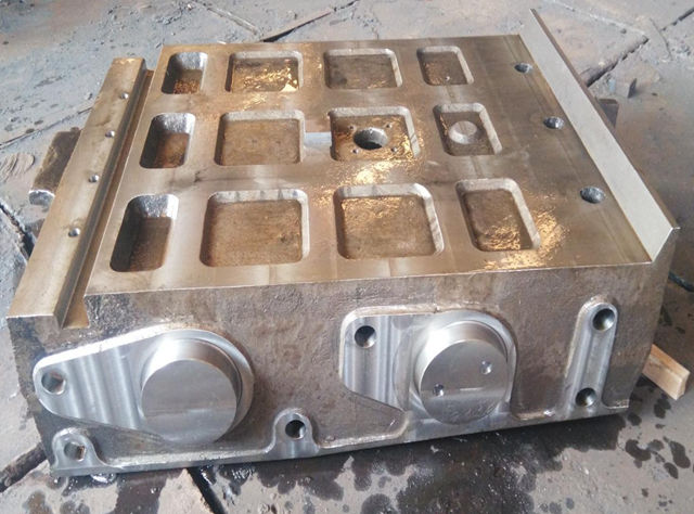 Jaw Crusher Front Frame