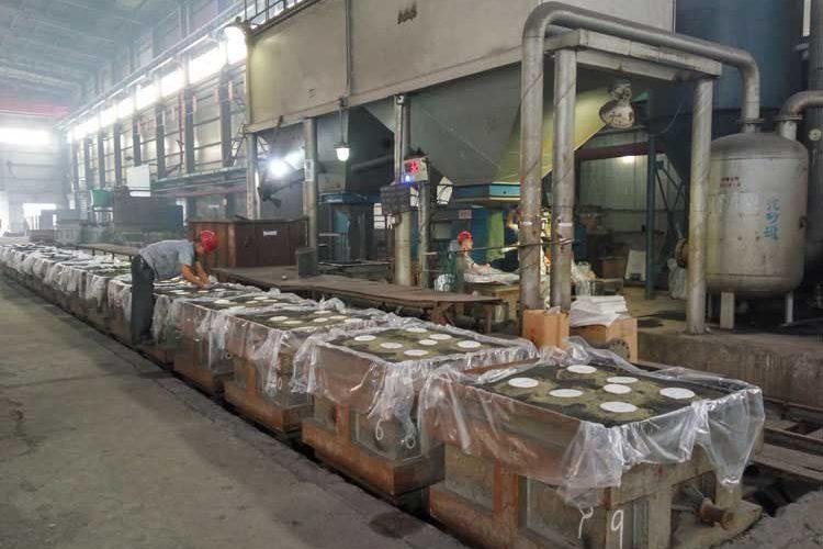 Lost Foam Production Line