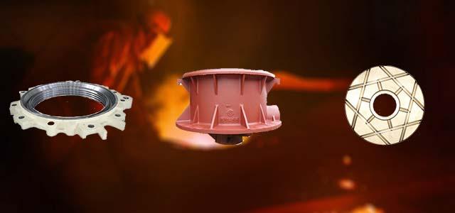 Qiming Machinery Crusher Spare Parts