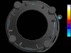Diseño de revestimiento de trituradora de cono
