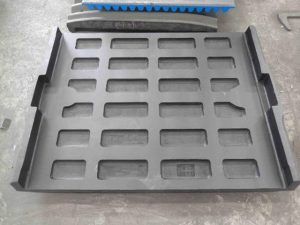 Mn14Cr2 Jaw Plate