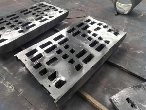Mn18Cr2 Jaw Plate