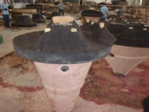 Arenero superior de arena de resina