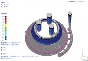 Dibujos de simulación de solidificación
