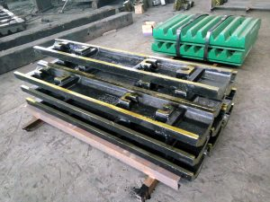 Cr-Mo Alloy Steel Ball Mill Liner