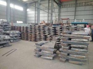 Manganese Ball Mill Liner