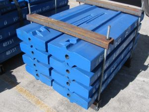 Manganese Steel Blow Bar