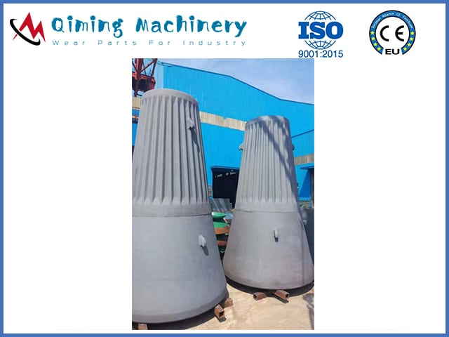Gyratory Crusher Wear Parts