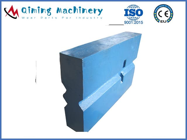 HSI Crusher Wear Parts