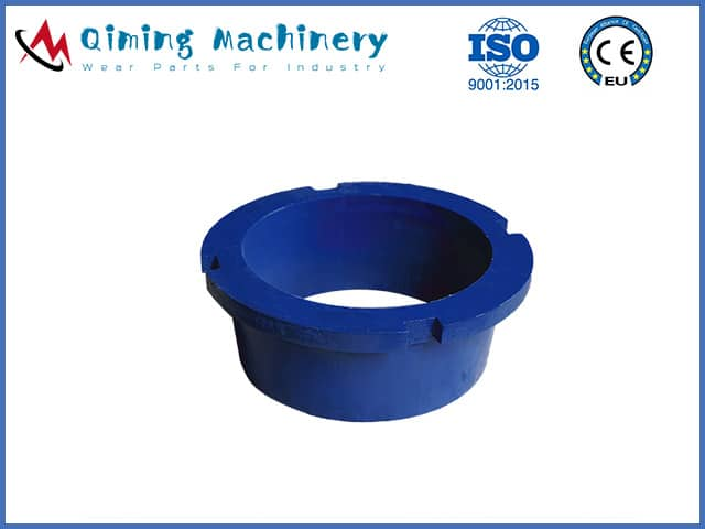 VSI Crusher Feed Tube