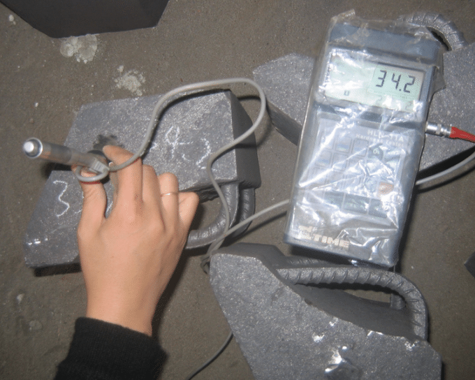 Portable Hardness Test