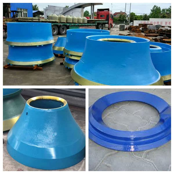 Cone Crusher Wear Parts By Qiming Machinery