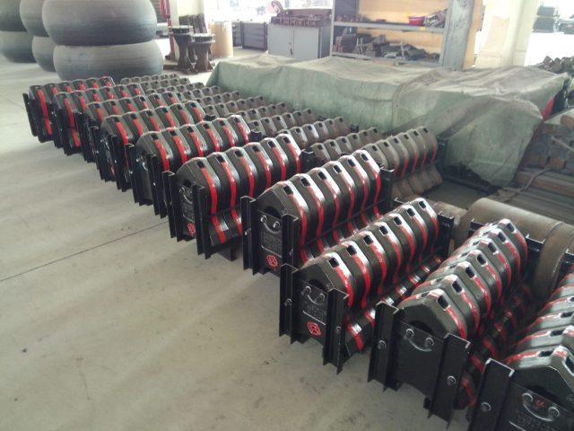 Alloy Steel Shredder Hammers