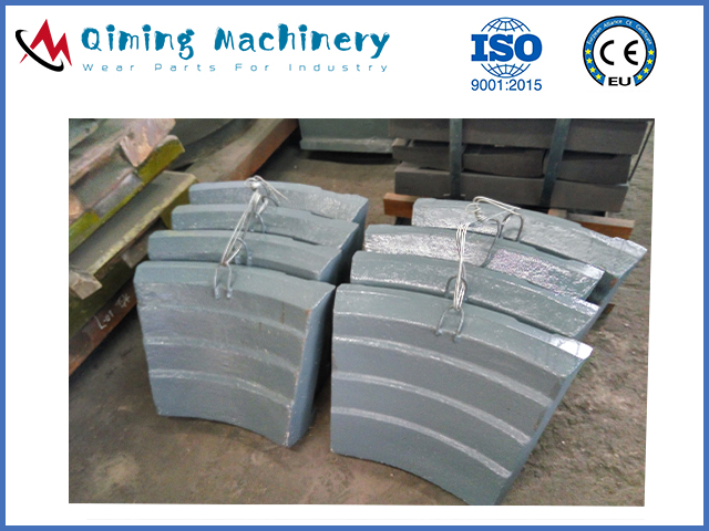 Ball Mill Liners By Qiming Machinery