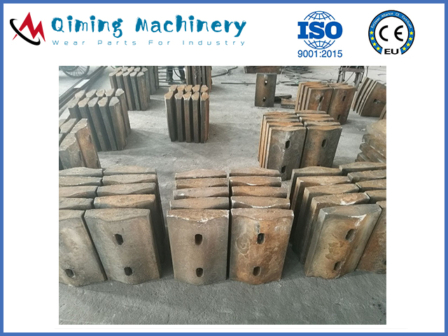 Chromium Alloy Steel Mill liners