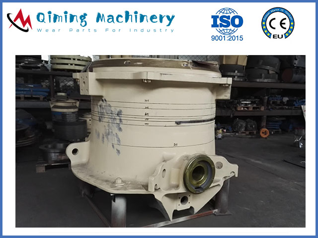 Cone Crusher Spare Parts By Qiming Machinery