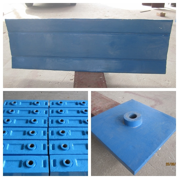 Impact Crusher Wear Parts By Qiming Machinery