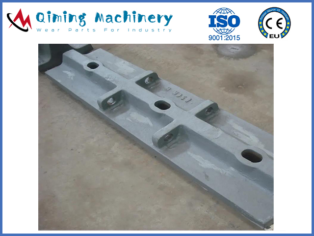 Manganese steel mill liners by Qiming Machinery