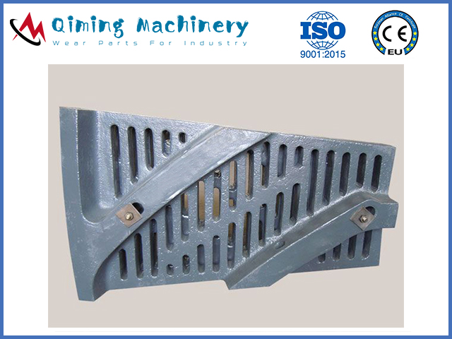 SAG Mill Liners By Qiming Machinery