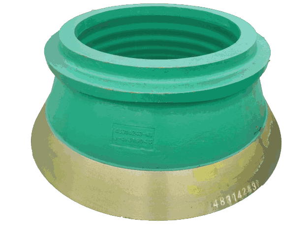 Alloy Steel Cone Crusher Wear Parts